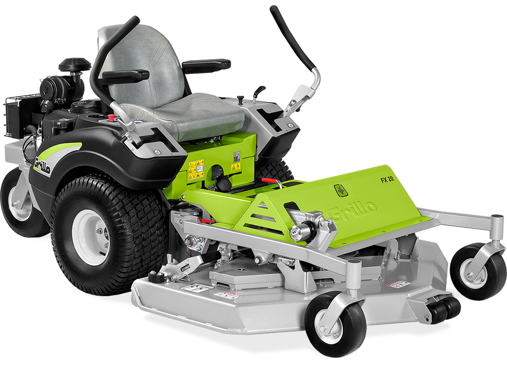 Fx 20 Grillo Spa Agrigarden Machines